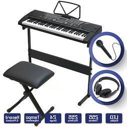 61 Key Digital Piano Music Keyboard - Electronic Keyboard St