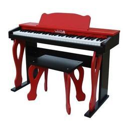 Schoenhut 61 Key My First Piano Tutor with Bench