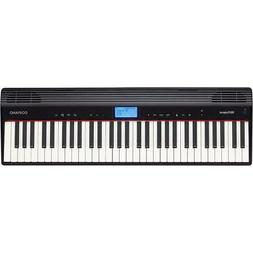 Roland GO-61P GO:PIANO 61-Keys Digital Piano