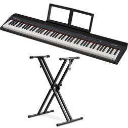 Roland GO:PIANO 88-Key Digital Piano with Front Row Keyboard