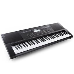 Alesis Harmony 61 - 61-Key Portable Keyboard with Built-In S