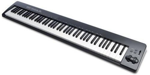 Alesis | 88-Key USB/MIDI Keyboard Controller with Pitch Mod