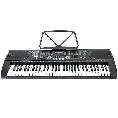 Digital Keyboard 61 Key Instrument