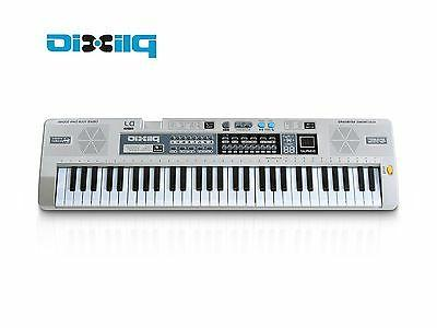61 Key Electronic Music Keyboard Piano with Lesson