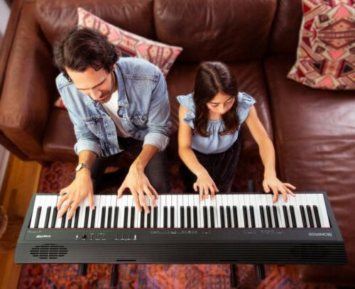 Roland GO:PIANO 88-Key Piano with Stand