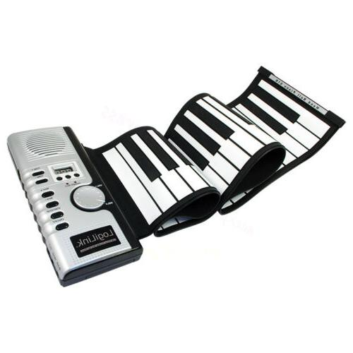 61 Keys Digital Midi Electronic Portable Keyboard Piano Midi