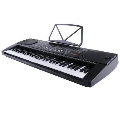 61 Music Keyboard Electric Organ with