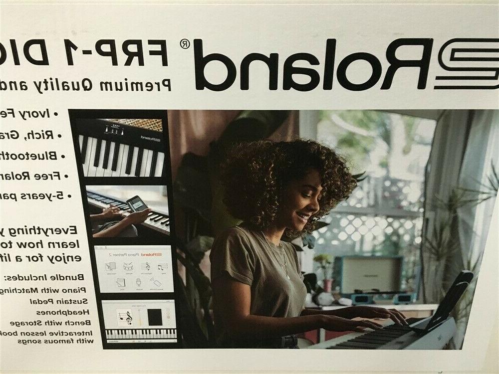 New ROLAND FRP-1 PIANO BUNDLE