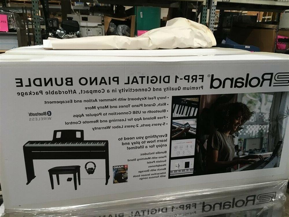 New ROLAND PIANO
