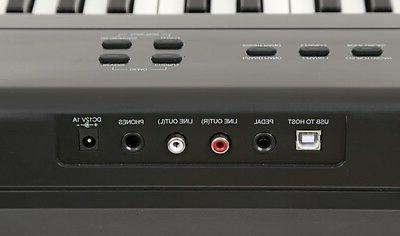 ARTESIA PA-88W Weighted Note Electronic Piano
