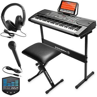 portable electronic keyboard piano