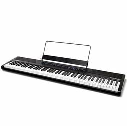 New Alesis Recital 88-Key Beginner Digital Piano w/ Full-Siz