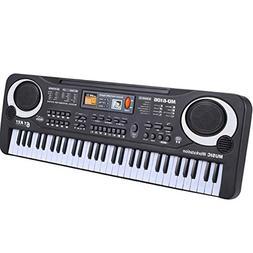 Piano Music Toy ,Besde Baby Kid Music Toy New 61 Keys Digita