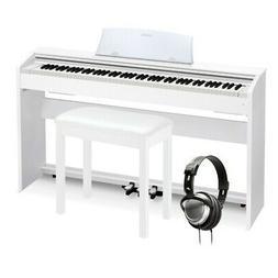 Casio Privia PX-770 Digital Piano - White HOME ESSENTIALS BU