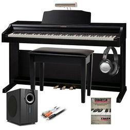 Roland RP501R Digital Piano - Contemporary Black COMPLETE HO